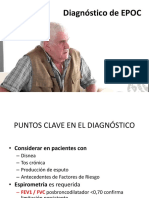 Diagnostico de EPOC