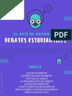El Arte de Organizar Debates
