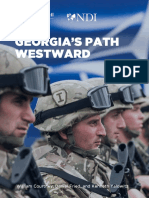 Georgia's Path Westward