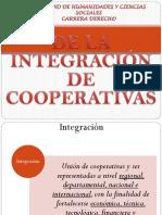 TEMA No. 6 de La Integración de Las Cooperativas