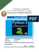 Taller Python