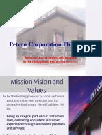 Presentation Petron