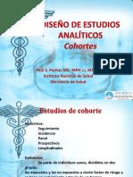 Diseño de Estudios Cohortes