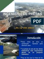 Clase Principal Ingenieria de Presas