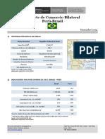 Comercio Bilateral Peru Brasil