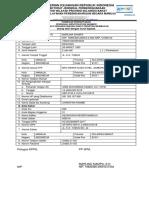 Form Regis PPSPM