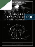 Animales Fantásticos y dónde encontrarlos.pdf