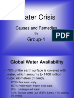 India's Water