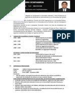 CV Luis Romero UNMSM-2018.docx