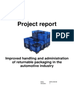 Packaging Management Project Report