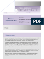 This Month in Real Estate - September 2010