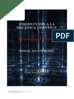 Introducción a La Mecánica Cuántica - Problemas Resueltos