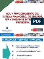 6 Productos y Servicios Financieros