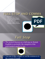 Full Stop and Comma