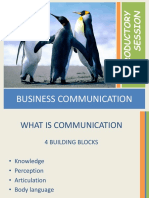 Introduction Business Communication