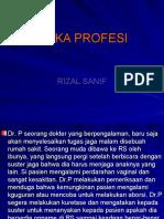 Copy of Etika Profesi (Mkdu)