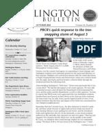 October 2010 All Fairlington Bulletin