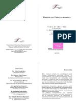 Manual de Antropometria
