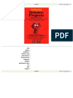Painless Science Projects