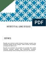 Interstitial Lung Disease.pptx
