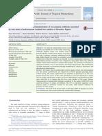 Identification and Preliminary Characterization of Non-polyene Antibiotics Secreted
