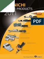 Tohnichi - Katalog 2011 EN