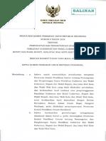 Pkpu 8 Th 2018.PDF Pemungutan Dan Perhitungan Suara Pilkada 2018