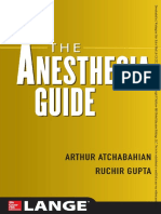The Anesthesia Guide2013