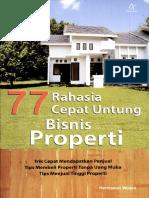 Rahasia bisnis properti