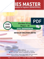 Solution Civil Set b 2018