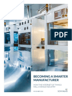 Becoming Smarter Manufacturer