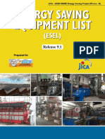 Energy Saving Equipment List_9.1