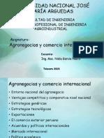 Agronegocios y Comercio Internacional -I