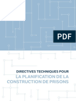 Technical Guidance Prison Planning 2016 FR