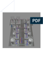 Lay Out Piping 3d Model