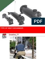 2. Type of Heat Exchanger
