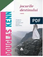 Douglas Kennedy - Jocurile destinului.pdf