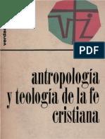 Aguilar, f Sebastian - Antropologia y Teologia de La Fe Cristiana