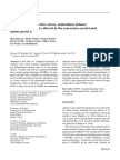 Biomarkers of Oxidative Stress, Antioxidant Defence