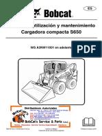 Manual de Operación y Mantenimiento_s650