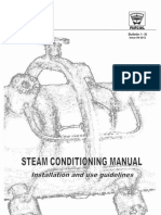 Steam Conditionning Manual - Desuperheater