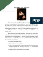 Biografi Ibnu Jarir Al-Thabary