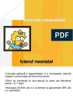Icterele Neonatale Curs