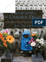 Jeff Wilson-Mourning the Unborn Dead a Buddhist Ritual Comes to America-Oxford University Press, USA (2009)