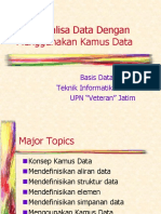 4 Kamus Data