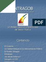 Modelo Intragob