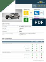 Volvo Karakteristike