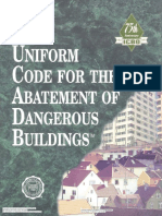1997 Uniform Code for the Abatement of Dangerous Buildings