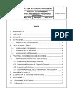 Pgi10 Rev-1 Procedimiento Programa de Inspecciones