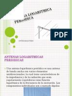 Exposicion de Antena Log-Periodica